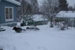 Irma o Zottie snöbusar
