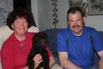 Tyddy med familj